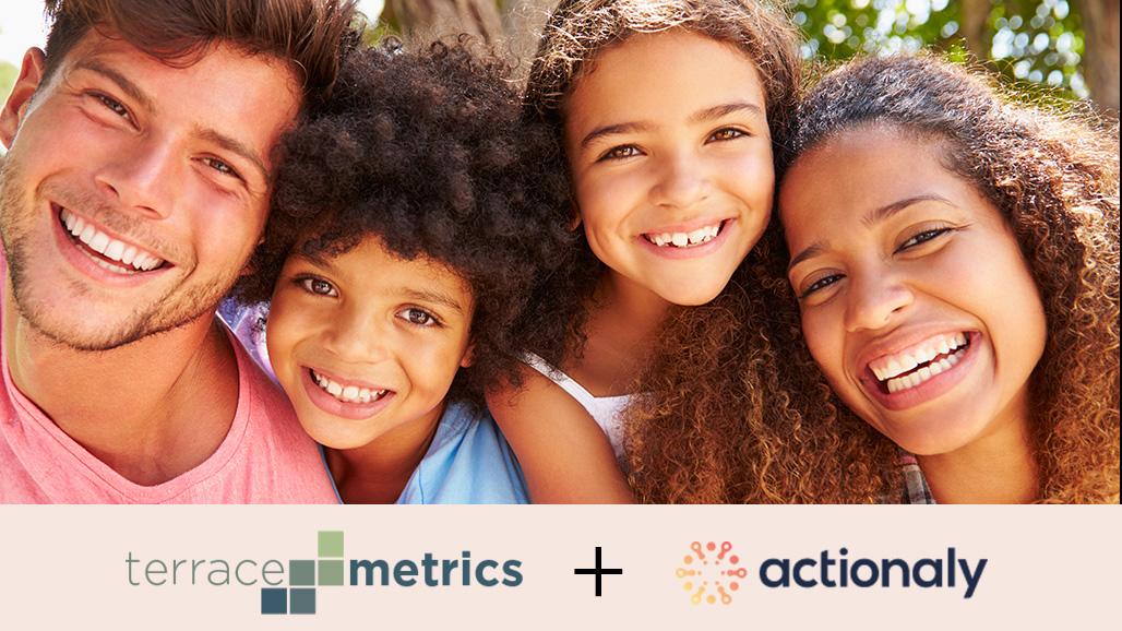 Terrace Metrics Actionaly Partnership